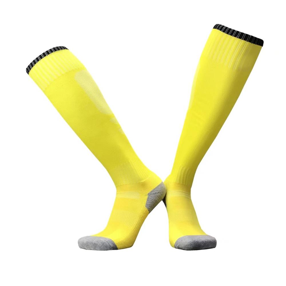 17 sport socks football soccer socks Cycling running men kids boys long towel socks basketball sox medias de futbol non-slip 18