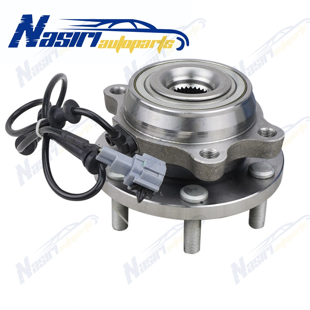 PAIR Front Wheel Hub Bearing Assembly for SUBARU OUTBACK 2005-2013