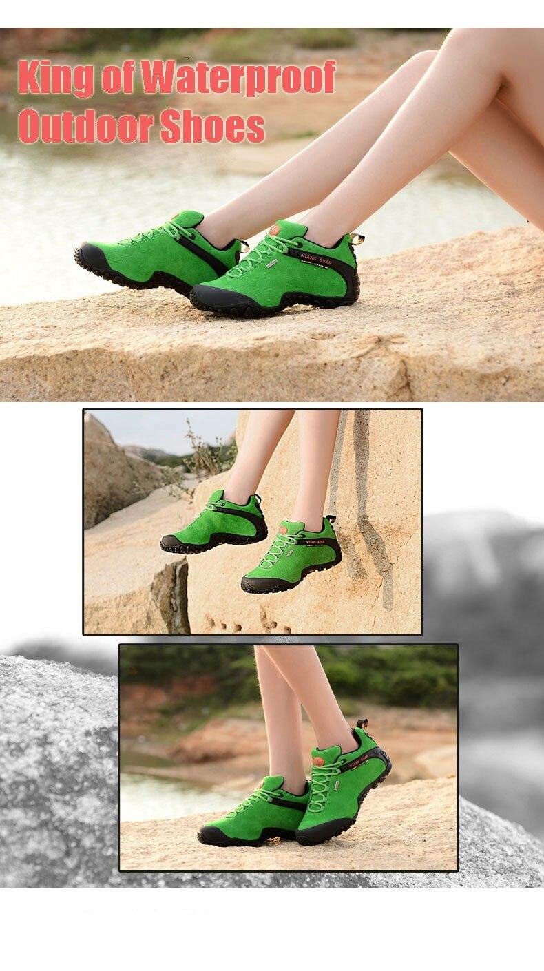 XIANG GUAN Winter Shoe Mens Sport Running Shoes Warm Outdoor Women Sneakers High Quality Zapatillas Waterproof Shoe81285 15