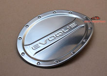 S.Steel fuel door gas cover Tank cap Chrome For land Range Rover EVOQUE 2012+