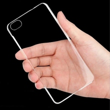 KISSCASE Crystal Clear Plastic PC Case for iPhone 6 Case iPhone 6 Plus 6s Plus Ultra Thin Transparent Clear Back Cover Bags Capa