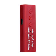 New Arrival!Mini USB Clip Digital Mp3 Music Player Support 16GB SD TF Card GD Best Price Drop Shipping Jun9(China)