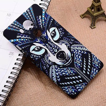 VIUME Case for Huawei Mate 8 Funda New Style 3D cute Cartoon Animal world Wolf Tiger Elephant Phone Cover For Huawei Mate 8 Capa