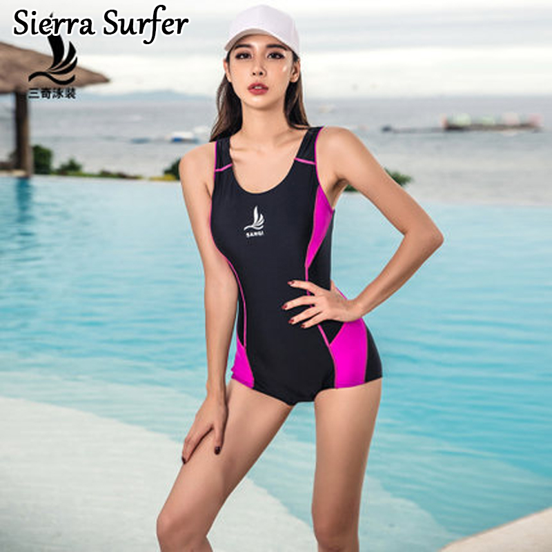 Swimsuit One Piece Maios Womens For Beach Womens Swim Suit Swimwear Woman Swimming Women Push Up 2018 Sport Lady Cover Sexy<br>