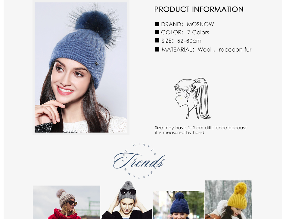 women's winter hats MZ750 (3)