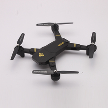 Buy RC Helicopter VISUO XS809W XS809HW Quadcopter Selfie RC Drone Camera 0.3MP Wifi Wide Angle Camera Quadrocopter for $40.45 in AliExpress store