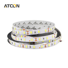 1Pack 5M SMD 5630 LED Strip light 60LEDs/M lamp Tape Ribbon Decorative lighting String More Brighter Than 3528 2835 5050
