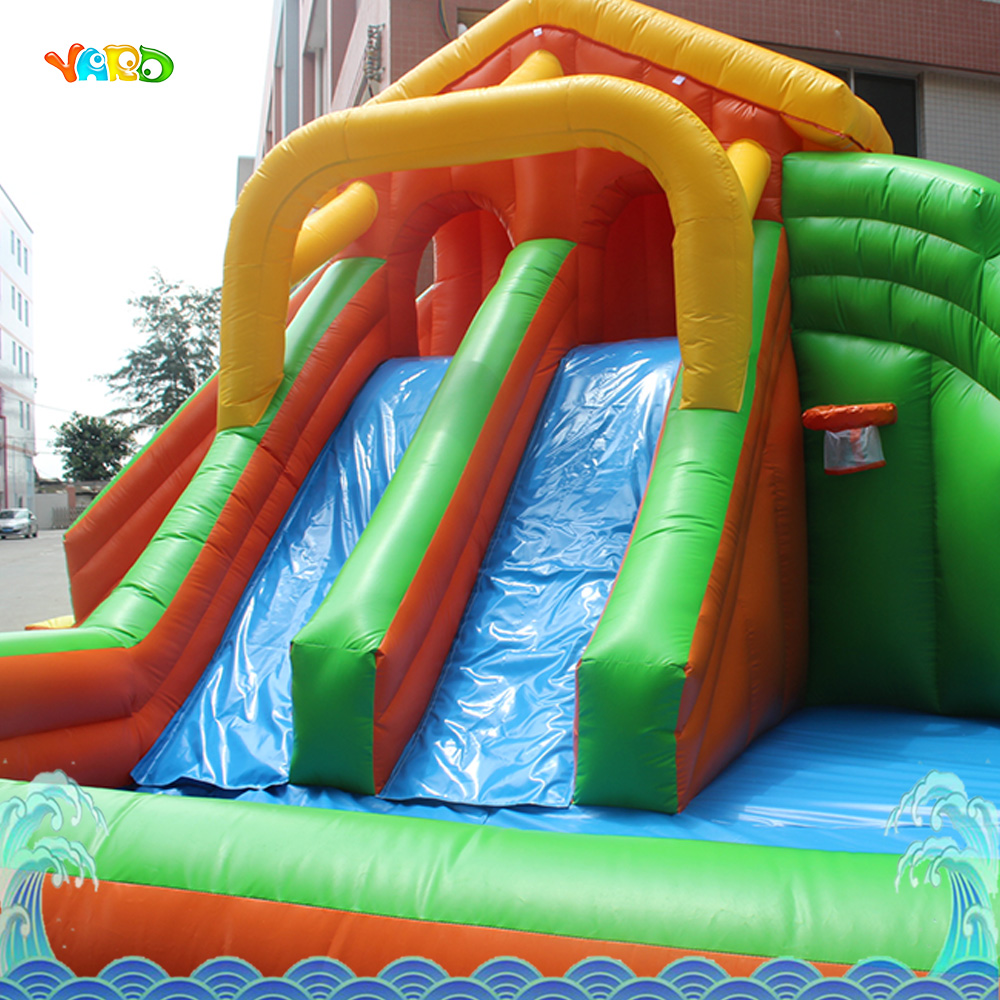 9245 inflatable water slide 3