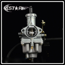 Cable Choke PZ27 27mm Carb Carburetor For 125cc 140cc 160cc 200cc Motorcycle Pit Dirt bike ATV Quad Motocross