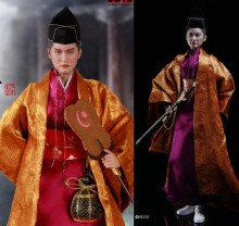 "1/6 scale Martial arts figure doll The Legend of the Swordsman Brigitte Lin 12"" action figures doll Collectible figure model toy"