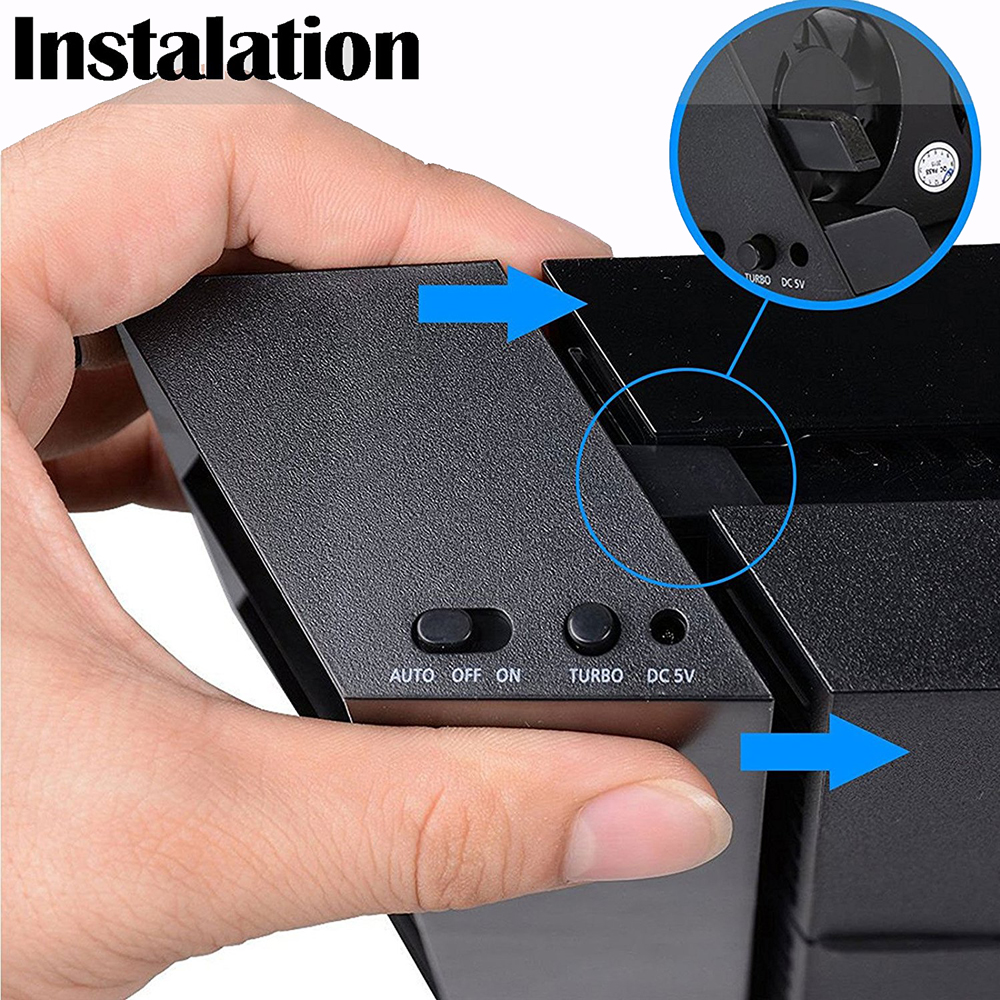 For-PS4-Cooling-Fan-External-Cooler-Fan-For-Sony-PlayStation-4-Host-Cooler-External-Turbo-Temperature (4)
