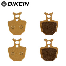 BIKEIN 2 Pairs Mountain Bike Metallic Disc Brake Pads For Formula ORO K18/K24/PURO Giant DA6/DA8 MTB Bicycle Disc Brake Pad(China)