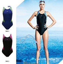 Yingfa 946 One Piece Professional girls racing swimsuits kids competitive swimsuit  women competition swim suit professional