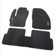 5pcs High Quality Odorless Auto Carpet Mats Perfect Fitted For Mazda 3