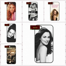 Gossip Girl blake lively Cover case for iphone 4 4s 5 5s 5c 6 6s plus samsung galaxy S3 S4 mini S5 S6 Note 2 3 4  DE0103