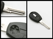Replacement Transponder Key Shell Case Fob With Blank Blade Uncut For Fiat Bravo Brava Palio Punto Marea Seicento Coupe