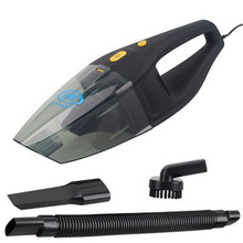 High Power DC12 Volt Auto Car Wet / Dry Vacuum Cleaner 120W Mini Portable(China)