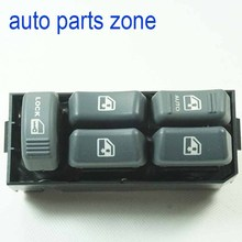 MH Electronic Master Power Window Switch 15151360 for 1500 2500 Escalade Jimmy Yukon GMC Cadillac Truck 1995-2005 19244658