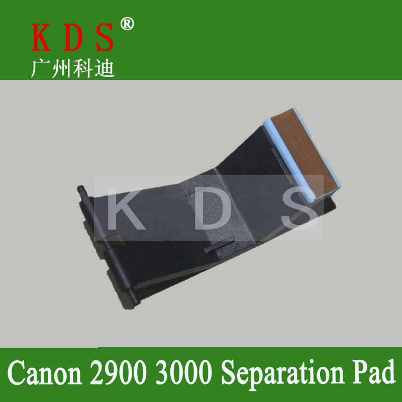 10pcs/lot Printer Spare Parts Pickup Pad for Canon 2900 3000 Laserjet Parts Separation Pad  China Supplier<br><br>Aliexpress