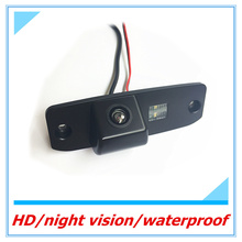 Free shipping car rear view camera ]for Hyundai Elantra Terracan Tucson Accent/For Kia Sportage R 2011 Reverse Parking camera