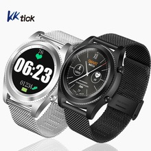 Buy KKTICK S9 Smartwatch Bluetooth 4.0 MTK2502 Heart Health Fitness Tracker Remote Camera Bracelet Wearable devices iOS Android for $30.47 in AliExpress store
