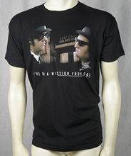 Gildan Authentic BLUES BROTHERS Another Mission Slim Fit T-Shirt S M L XL XXL NEW men's t-shirt