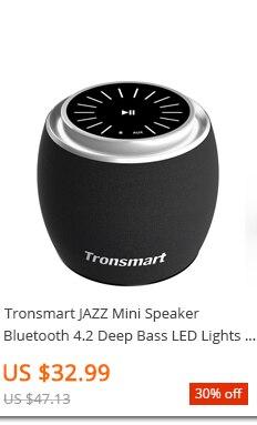 Tronsmart Encore S5 Bluetooth Earphone Headphones Passive Noise Cancelling Wireless Earphones Headset for Gamer Gaming Headphone