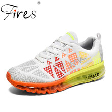Fires Mens Air Shoes Summer Sports Shoes For Man Running Shoes Outdoor Sneakers Sport Trend Zapatillas Flat Jogging Shoes