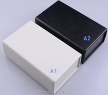 [2 colors] One pcs 160*100*51mm small plastic case for electronic DIY junction box waterproof abs control box switch enclosure