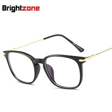 2017 New Arrival Anti-blue Rays Blue Light Filter TR90 Plain Eyeglasses Clear Plano Computer Eye Glasses Men gafas oculos de gra