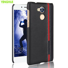 For Huawei Honor 6A Case Huawei Honor 6A phone bag case Luxury Puzzle Skin PU leather Protective Case Cover For Huawei Honor 6A