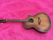 Top Quality Cutaway K24ce KOA classic acoustic guitar,2016 New arrival Factory Custom shop Best guitarra,Free shipping