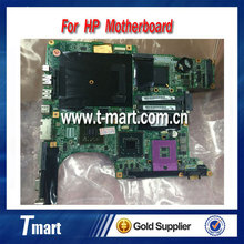 for hp dv9000 DV9500 447982-001 laptop motherboard for intel cpu with 4 video chips GPU origianl and work well full tested
