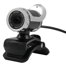 360 Degree High Definition 12.0MP 640P Webcam Clip-on USB Network Camera w/ Mic Microphone for PC Laptop Notebook Computer(China)