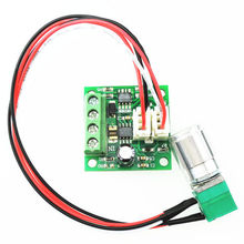 1PCS 1.8V 3/5/6/12 V 2A PWM DC Motor Speed Control /w Potentiometer Switch 1803B