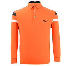 High uality Autumn Winter Polo Shirt Golf Apparel Quick Dry Men's Long Sleeved T-shirt Ropa De Golf Clothing Table Tennis Shirt