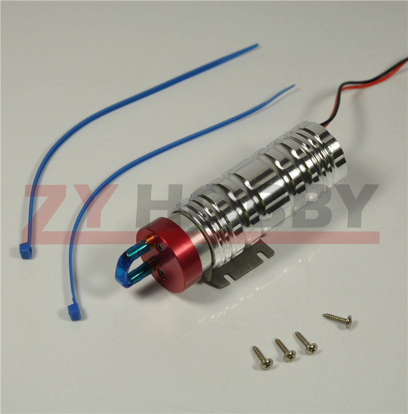 CNC Metal Machined Electronic Fuel Pump for rc gasoline &amp; nitro airplane<br>