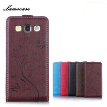 2017 Limited Rushed Lamocase Brand For Samsung Galaxy Win I8550 Duos I8552 8552 Gt-i8552 I8558 Flip Cover Open Phone Bags