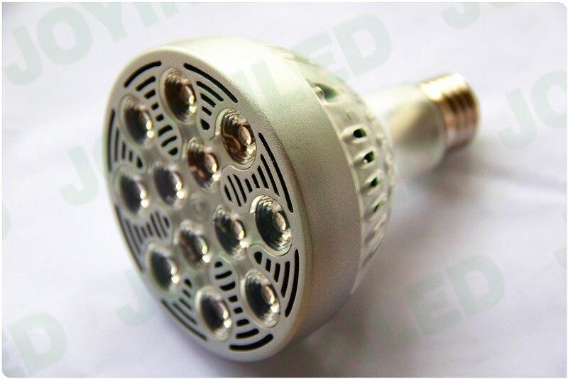 DHL and Free shiping 10pcs/lot AC 85-265V PAR30 E27(B22)  35W Bridgelux Cree Osram chip led spotlight par30 led lamp<br>