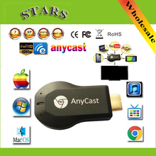 256M Anycast m2 iii ezcast miracast Any Cast Air Play hdmi 1080p tv stick wifi Display Receiver dongle for ios andriod