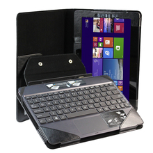 High quality Detachable keyboard Cover Case + Clear Screen Protector for Asus Transformer Book T100 T100TA