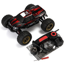 Hot New S911 33 MPH 1/12 2.4GHz 2WD High Speed OFF-Road RC Car Remote Control Monster Truck Truggy Children Kids Toys VS Remo(China)
