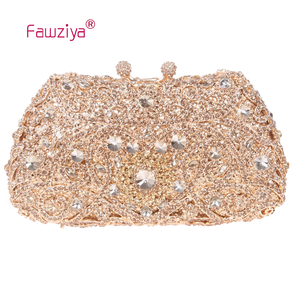 Fawziya Fashion Brand Bag Hollow Out High Class Party Clutch Bag<br><br>Aliexpress