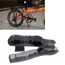 2017 Bicycle Chain Cleaner Bike Portable Clean Machine Brushes Scrubber Wash Tool Cycling Outdoor Sports Safety & Survival Z901(China)