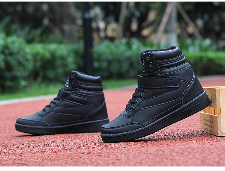 Casual Shoes Espadrilles Platform High Heel Sneakers