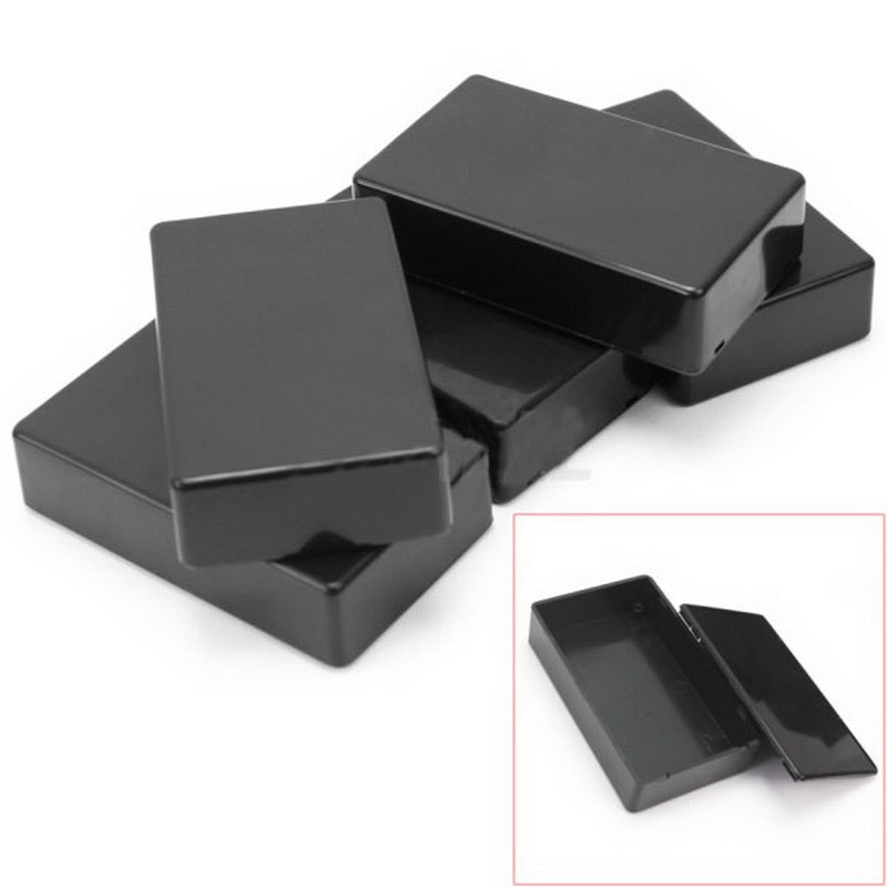 New 100x60x25mm  ABS DIY Plastic Electronic Project Box Enclosure Instrument For Home