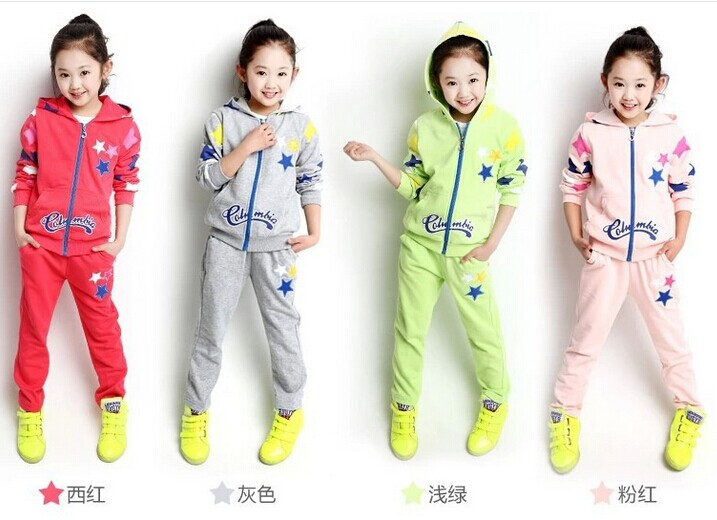 2018 Direct Selling Sale Spring And Autumn Set Child Sports Casual Twinset Quality Childrens Clothingname Brand Children Suits <br>