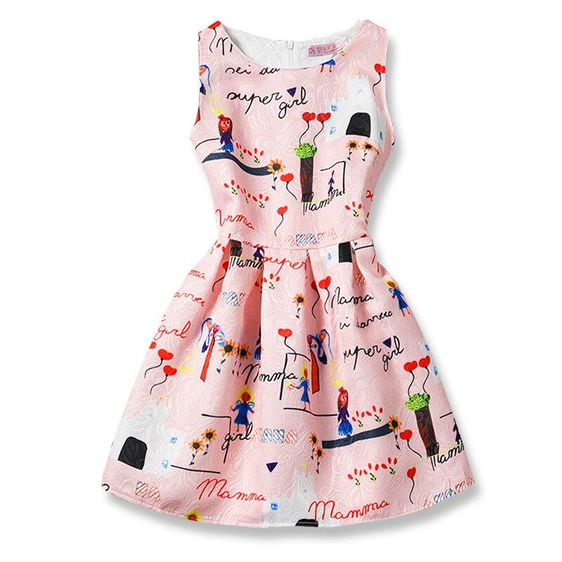 New Girls Dresses Children Snow White Princess Dresses Rapunzel Aurora Kids Party Costume Clothes Princess Wedding Party 6-12Yea<br>
