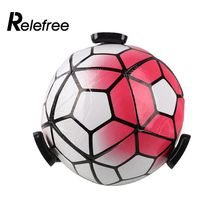 relefree Plastic Ball Claw Wall Mount Basketball Holder Football Storage Rack For Home Decor Wholesales(China)