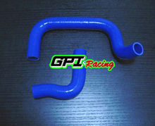 High performance Silicone Radiator Hose Kit for Datsun 1200 1000 120Y B210 UTE BLUE /BLACK